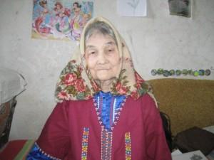 Аликова Федосья Григорьевна
