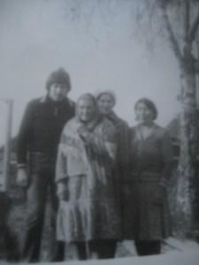 Семейное фото Неттиной Т.К.