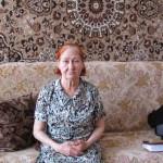 Муфтахитдинова (Cалтанова) Анна Ивановна
