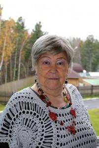 Нёмысова Евдокия Андреевна