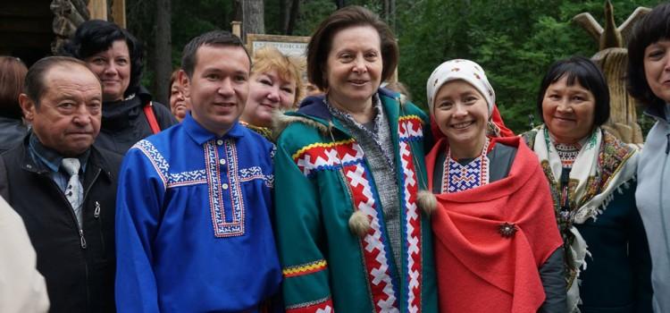 Музей «Торум Маа» отметил День коренных народов мира