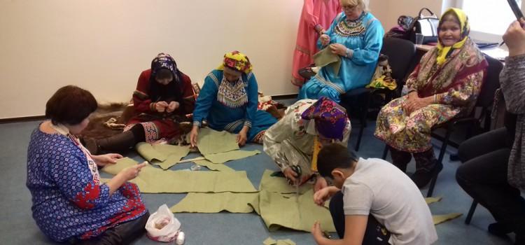 Сотрудники  музея «Торум Маа»  расширили знания о традиционных технологиях