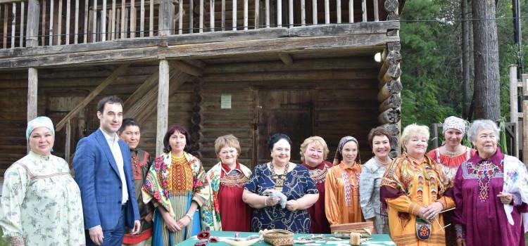 Музей «Торум Маа» знакомил с культурой народов ханты и манси почетных гостей