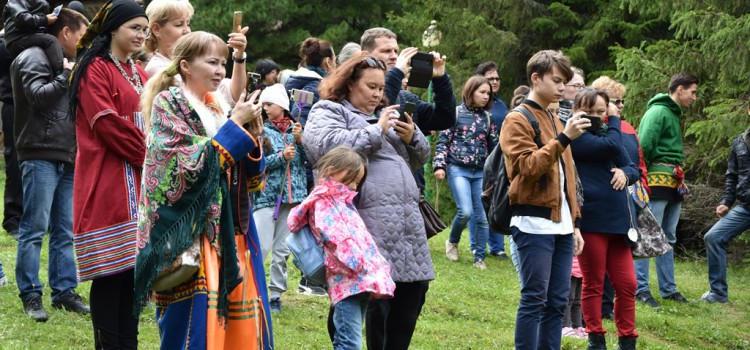 Международному дню коренных народов мира была посвящена интерактивная программа «Ма ай мирием – Мой маленький народ», которая состоялась 11 августа 2018 года в столице Югры в Этнографическом  музее под открытым небом «Торум Маа»