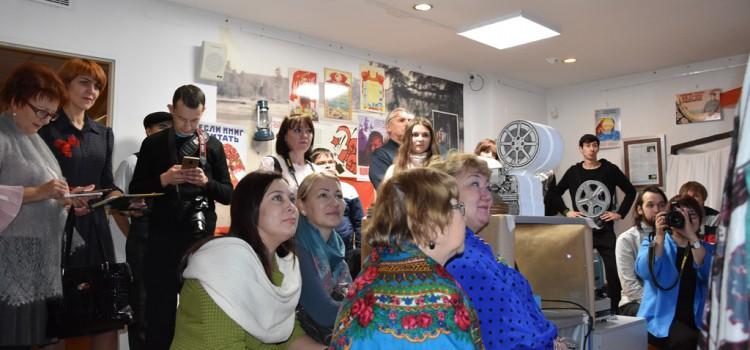 Просветительская миссия «Красного Чума» Этнографического музея «Торум Маа» всероссийской культурно-образовательной акции «Ночь искусств» 2018 года