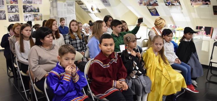 Сказки Бабушки Аннэ  прозвучали на литературной встрече в музее «Торум Маа»