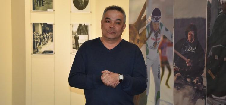 5 марта этнографический музей «Торум Маа» знакомил своих гостей с выставкой «Спорт и жизнь. Хатаневы – отец и сын»