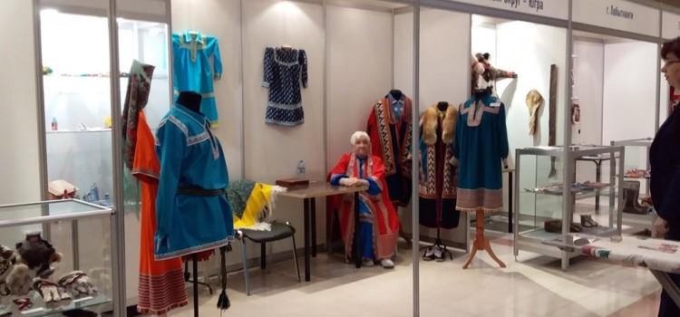 I межрегиональная выставка традиционного шитья народов Севера