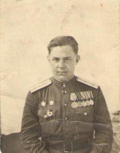 Филиппов Петр Михайлович