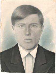 Истомин Николай Васильевич