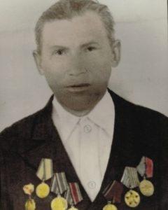 Молданов Кузьма Илларионович