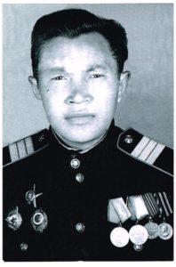 Садомин Сельвестр Семенович