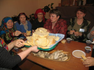 Дегустация. Хантыйский хлеб