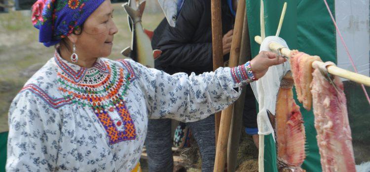 Проект «Рыболовная ловушка. Фитиль» музея «Торум Маа» на фестивале «Клевый берег»