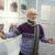 Первая встреча знаменитого югорского художника Геннадия Райшева в новом доме музея «Торум Маа» на Комсомольской 30