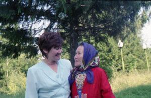 Клименова Тамара Александровна и Гришкина Пелагея Алексеевна