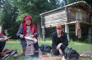 Тарлина Зоя Дмитриевна,с. Казым