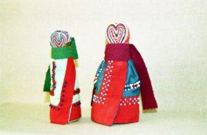 Куклы пакы