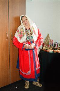 Тахтуева Александра Матвеевна (г. Ханты-Мансийск)