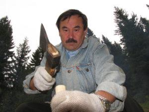 Дунаев Павел Кириллович. Фото Сергея Савина, 2006