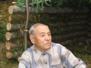 Хомяков Анатолий Николаевич. Фото Иваненко Елены, 2006