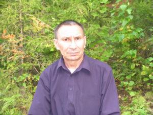 Новьюхов Гавриил Матвеевич. Фото Сергея Савина, 2006