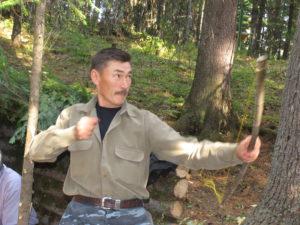 Новьюхов Прокопий Сергеевич. Фото Сергея Савина, 2006