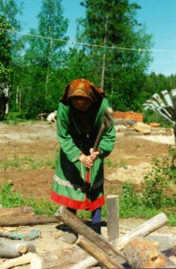 Сургутский р-н ХМАО – Югры (р. Малый Юган). 2002 г. Фото А.Н. Михалёв