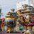 Мозаика выставок «Торум Маа» в день туризма