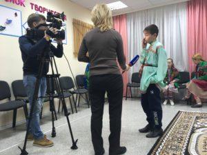 Гришкин Руслан. Первое интервью