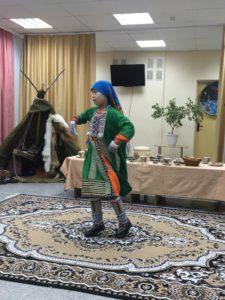 Гришкина Екатерина. Танец