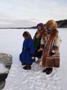 Гришкина Мария. Зимняя рыбалка 2019