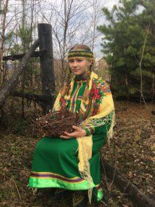Хомякова Светлана. Гнездо для вороны