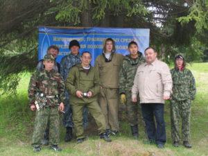 Мастера и участники семинара