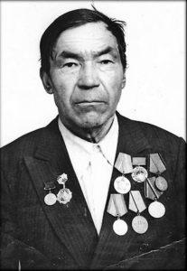 Алексей Филиппович Отшамов