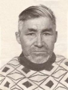 Николай Дмитриевич Мултанов