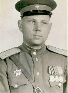 Гавриил Тимофеевич Вокуев