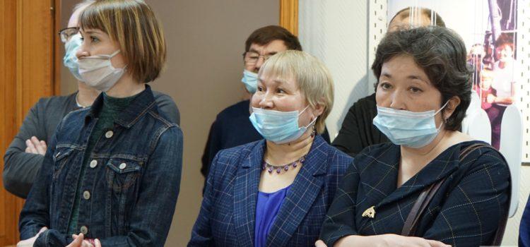 В день 70-летия учёного начала свою работу выставка «Маина Афанасьевна Лапина. Жизнь в науке»