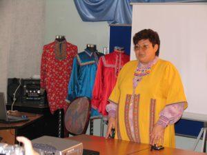 Гындышева Светлана Кирилловна, организатор семинара