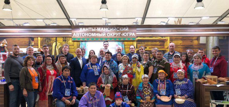 Музей «Торум Маа» на площадках XVI Международной выставки-ярмарки «Сокровища Севера – 2021» в Москве